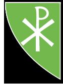 Christ Church Chi Rho Symbol